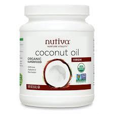 nutiva organic virgin coconut oil 54 fl oz 1 6 l iherb com