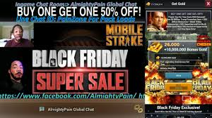 black friday sales t mobile mobile strike ep 311 review on the super black friday sales packs