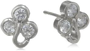 contemporary jewelry designers this is a lightweight designer earring made in sterling silver