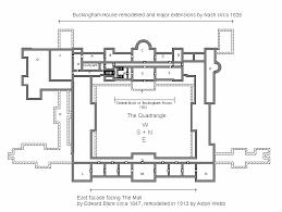 plan of buckingham palace buckingham palace grand staircase and