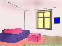 How To Make A Small by How To Make A Small Home Look Bigger Using The Right Colors