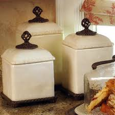 bronze kitchen canisters interior design decor