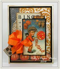 halloween journal vintage inspired halloween cards polly u0027s paper studio