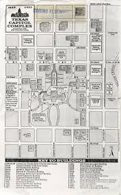 State Capitol Map by