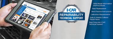 car com i car education knowledge and solutions for collision repair