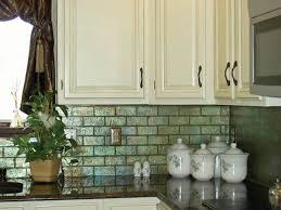 Painting Kitchen Backsplash Aralsacom - Painted tile backsplash