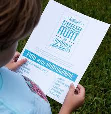 Backyard Scavenger Hunt Ideas Backyard Photo Scavenger Hunt With Free Printables Design Dazzle
