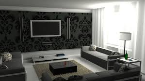 Interior Design Tv Wall Mounting by 18 Chic And Modern Tv Wall Mount Ideas For Living Room