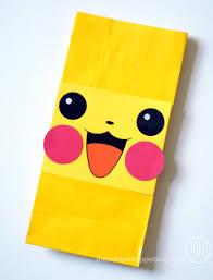 pokémon gift bags u0026 free printables the scrap shoppe