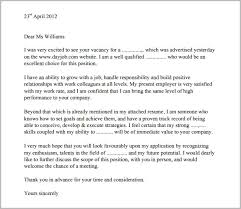 sample cover letter for job opening how to write an engaging opening