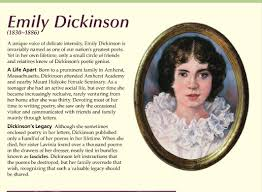 emily dickinson biography death emily dickinson biography life family name death 1229203