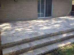 Composite Patio Pavers by Best Pavers Patio Contractors Installers In Plano Tx Legacy