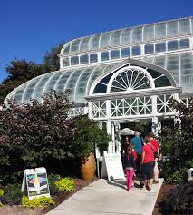 Botanical Gardens Volunteer by Friends Of The Conservatory Conservatory Events Calendar