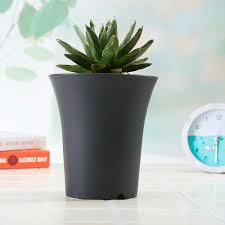full image for modern pot inspiring style planter and black cool