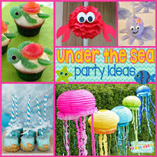 the sea party the sea party fishy with party ideas mimi s