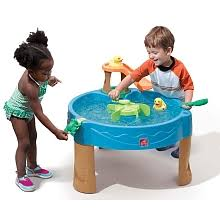 mega bloks table toys r us step2 duck pond water table step 2 toys r us