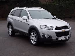 used chevrolet captiva ltz manual cars for sale motors co uk