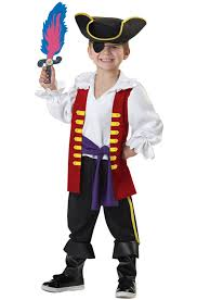 Pirate Halloween Costumes Toddlers Wiggles Captain Feathersword Toddler Costume Toddler