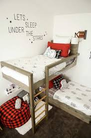 Best 25 Boy Bunk Beds Ideas On Pinterest Bunk Beds For Boys by Best 25 Boys Camping Room Ideas On Pinterest Camping Room