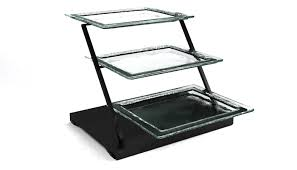 all kinds of buffet risers tier bowl stands plate stands