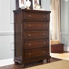 Porter King Storage Bedroom Set Ashley Furniture Porter 5 Drawer Chest Wayside Furniture