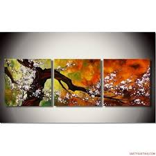 canvas painting for home decoration abstract paintings 3pcs canvas set modern acrylic on canvas wall