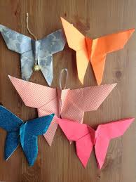 easy origami christmas decorations 5503