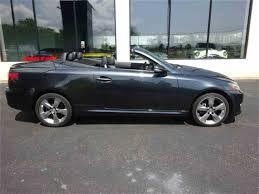 lexus is 250 convertible 2010 lexus is250 for sale classiccars com cc 1008128