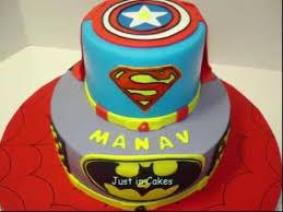 super hero cake youtube