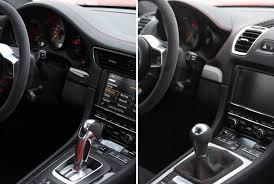 slammed porsche gt3 review porsche 911 gt3 rs and cayman gt4 gear patrol