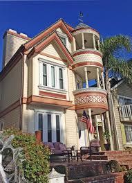 historic homes u2013 the painted ladies of huntington beach orange