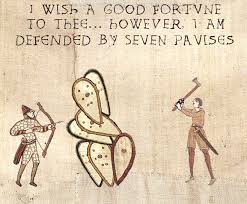 Bayeux Tapestry Meme - image 234948 medieval macros bayeux tapestry parodies