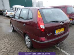 nissan almera tino for sale cars2africa