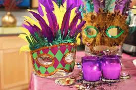 mardi gras party favors 14 mardi gras party ideas food decor printables tip junkie