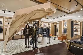 Boutique Concept Store Coach New Concept Store Nyc