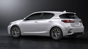lexus ct 200h hatchback lexus updates ct 200h one last time autoevolution