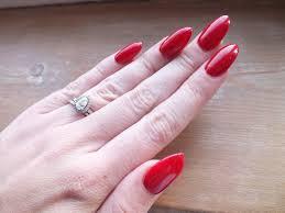 pointy nails designs nail art