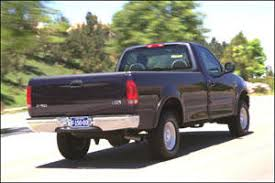 f150 ford 2000 pickuptruck com 2000 ford f 150 inside out review