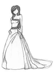 dress sketch by hungrypipe on deviantart