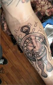 lion clock tattoo best lion image and photo hd 2017