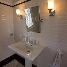 Chair Rail Ideas For Bathroom - bathroom chair rail tiles design ideas