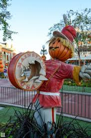 Halloween Decorations Usa by Halloween Time On Main Street U S A