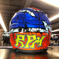 airbrushed motocross helmets cool helmets moto related motocross forums message boards