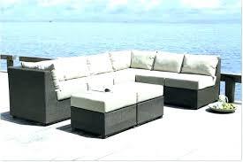sunbrella sectional sofa indoor sunbrella indoor furniture thecalloftheland info