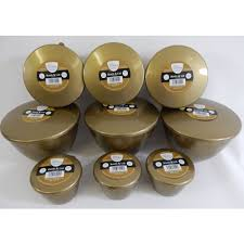 Pudding Basins With Lids Pudding Basins All Gold Nuggets