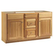 Bathroom Vanity Clearance by Shop Style Selections Cotton Creek Natural Traditional Bathroom
