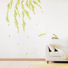 willow tree home decor sticker saule pleureur ambiance live jenna pinterest