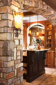 tuscan kitchen designs kitchen design ideas with stone wall outofhome