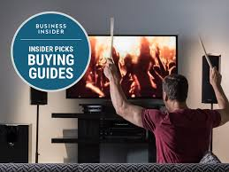 the best home theater systems you can buy business insider