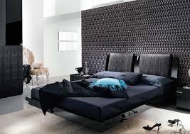 White Black Brown Modern Bedroom Furniture Interior Design Ideas - Interior design of bedroom furniture